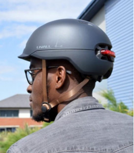 PRANA-REVERSIBLE HEADBAND-PEACH HEATHER-WN-U5RHEA110